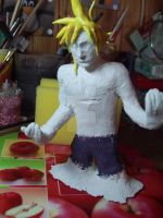 W.I.P Cloud Sculpture by lenneheartly