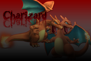 Charizard by Trent911