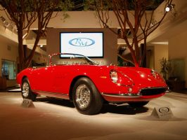 1967 Ferrari NART V12 Spider 27 million dollars by Partywave