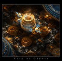 Giants City by Traelium