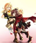 RWBY: Siblings by HikariTenjou