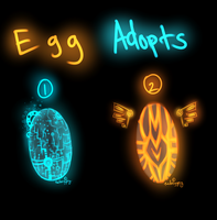 Cyber Egg Adopts - Auction CLOSED by TheFireGypsy
