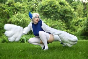 Lugia III by EnchantedCupcake