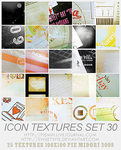 Icon Texures set 30 by sweetxpie
