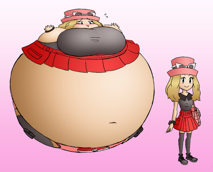 Huge Pokeball Colored by masterd987