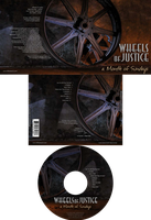CD Cover, Tray and CD Art by graph-man