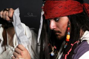 Jack Sparrow - Am I reading that right? by Sparrow626