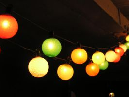 lanterns 02 by Caltha-stock