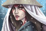 atla - the painted lady 2.0 by Sabeths-Reality