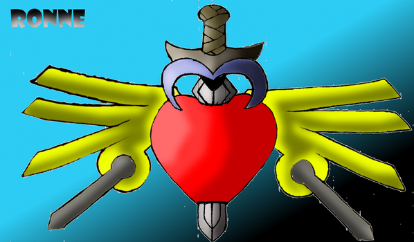 Heart by ronimexp