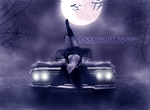 Goodnight Moon by MeemieArt