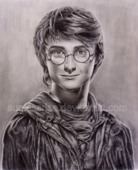Harry Potter by SunlessRise