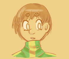 A Super Quick Chie Icon by not-equal