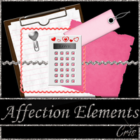 Cris Affection Elements by only1crisana