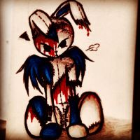 Bloody Bunny~ by psychopath567