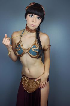 I'm Your Slave - Cosplay by AliCat2011