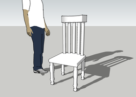 Awesome Chair by dotgfx