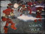 Dawn Of War by Bonniemarie