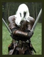 Drizzt Do'Urden -  half by farmer-bootoshysa