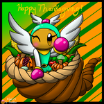 Happy Thanksgiving by G-Bomber