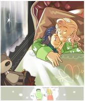 Thorki - the monster by sinoaXu