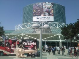Anime Expo 2015 at the Convention Center, L.A. by Namco-NintendoFan-88
