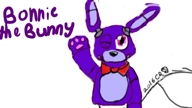 Bonnie the Puppet by WonderLed1987