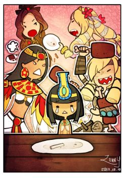 Smite - We need more food by Zennore