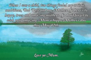 Mother's day by jornas