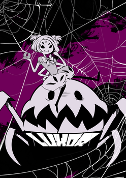 Muffet And Muffin by MarianaRodriguez
