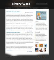 SilveryWord by nornod