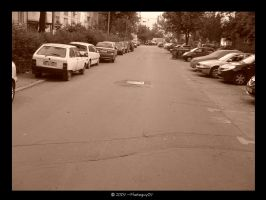 Street of Life by Photoguy09