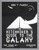 The Hitchhiker's Guide to the Galaxy by godtierdave