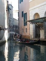 Travelling with gondola 2. by pklaudia