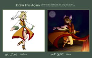Draw This Again Entry by Kisilin