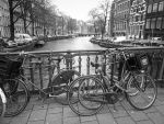 Amsterdam Canal by valkeeja