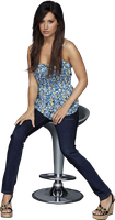 Ashley Tisdale Png by DanieeTisdale