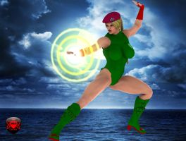 Cammy 11 by TheRedCrown