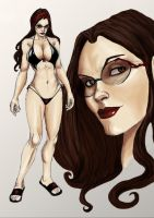 Beach Baroness by Selkirk by carol-colors