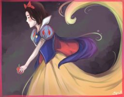 Snow White by PockySticky