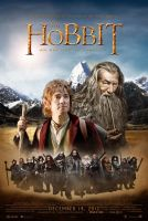 The Hobbit fan poster by crqsf
