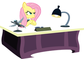Fluttershy - You Think This Is A Game? by PinkiePizzles