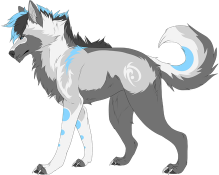 Legion ShapeShifter Adoptable Design for Xroatoan by BygoneVersed