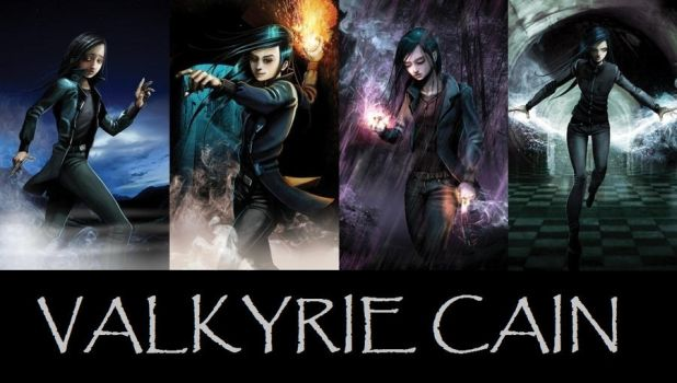 Valkyrie Cain Wallpaper by mightwork15