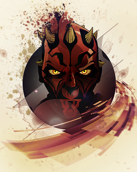 Maul. by FuuX