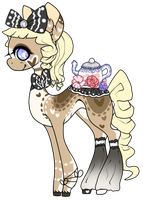 5. Tea  {AUCTION-CLOSED} by FlaaffysTaffyAdopts