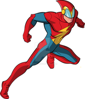 Jay Garrick (Flash Earth 2) DCYOU by MAD-54