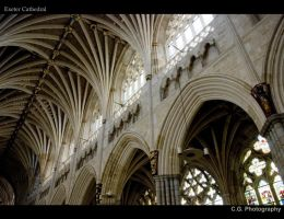Exeter cathedral by This-is-Chris