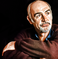 Sir Sean Connery by donvito62