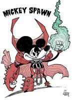 MICKEY SPAWN by Eastforth